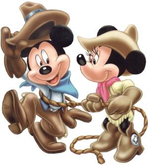 Cowgirl Cartoons 1